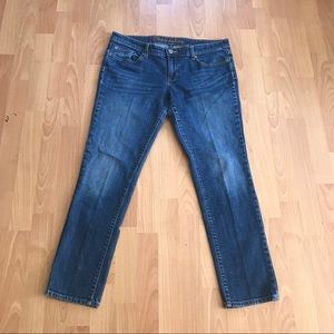 Gap blue jeans for women size 12/31A